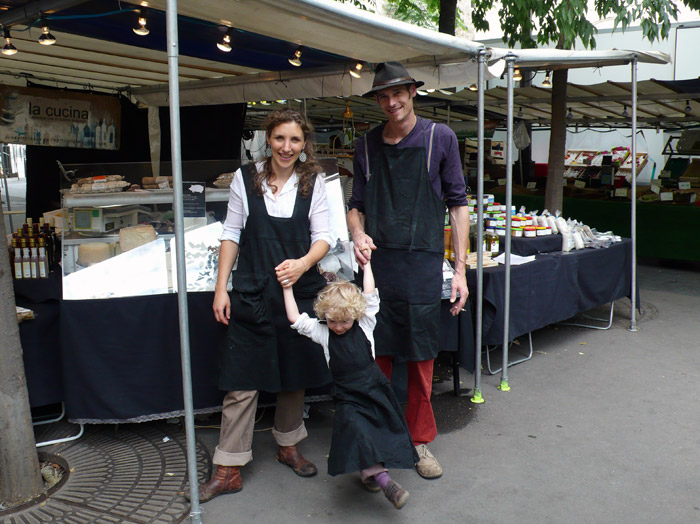 Stand Camille and Maxence