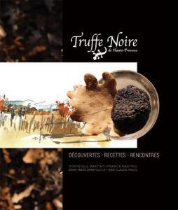 LIVRE TRUFFE NOIRE - Martino, 2017